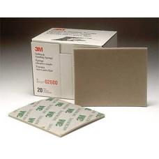 3М Софт Бек микротонкая абраз.губка (microfine) Р800/1200