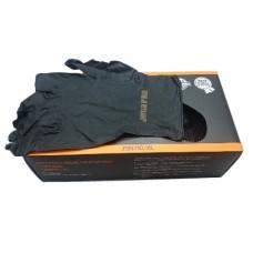 Перчатки нитрил черный, размер ХL