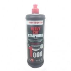 MENZERNA Heavy Cut Compound 1000 (PG1000) Высокоабразивная полировальная паста 1 кг