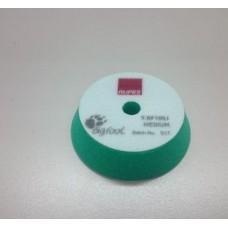 RUPES 9.BF100J Поролоновый полировальный диск ср. жесткости 80-100мм зеленый арт. 9.BF100J
