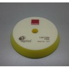 RUPES 9.BF150M Поролоновый полировальный диск мягкий 130-150мм желтый арт. 9.BF150M