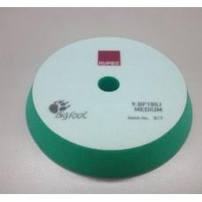 RUPES 9.BF180J Поролоновый полировальный диск ср. жесткости 150-180мм зеленый арт. 9.BF180J