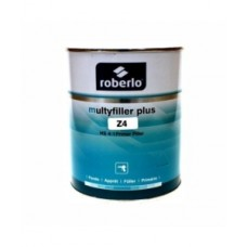ROBERLO Грунт 1л MULTYFILLER PLUS Z4, акрил,темн.сер.,(4:1) + Отвердитель для грунта (MULTYFILLER) F500 0,25 л