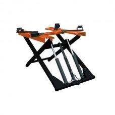 Напольный ножничный подъёмник WiederKraft WDK-503