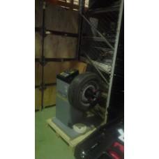 Механический балансировочный станок WiederKraft WDK-700822