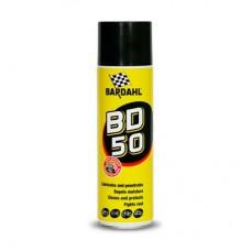 BD50 MULTISPREY 500мл Спрей очищающий и смазывающий