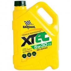 Масло энергосберегающее XTЕC  5W30  С3  5л  /зеленая гамма