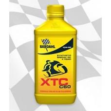 Масло моторное для квадроциклов XTС С60 10W50 OFF Road  1л  /синт