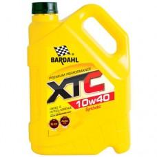 Масло моторное  XTС 10W40  5л  синтетическое/красная гамма