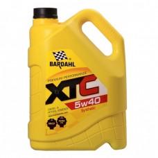 Масло моторное  XTС 5W40  5л  синтетическое/красная гамма