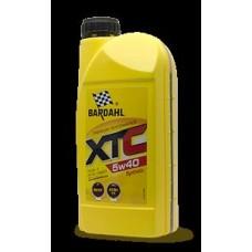 Масло моторное  XTС 5W40  1л  полусинтетическое/красная гамма
