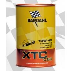 Масло моторное XTC C60 10W40 1L 24PZ / BARDAHL АВТО