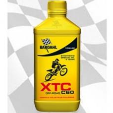 Масло моторное синтетическое XTC C60 OFF ROAD 10W40 1L 24PZ / BARDAHL МОТО