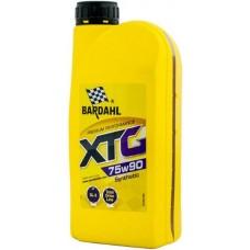 Транмиссионное масло  XTG  75W90    1л  / сиреневая  гамма