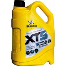 Масло моторное  XTS 0W40  5л 100% синтетическое/серая гамма