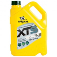 Масло моторное  XTS 5W30  5л  100% синтетическое/серая гамма