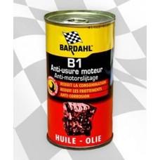Присадка в моторное масло BARDAHL №1 превентивная  . Защищает новые двигатели и замораживает процесс износа  / B1, 250ML 24PZ